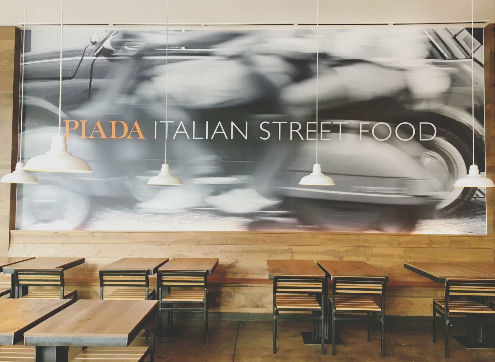 Piada Italian Street Food - a restaurant in Houston, Texas
