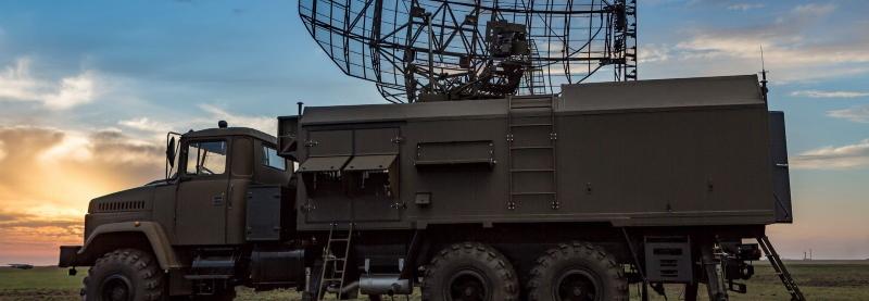 Україна поставила Туреччині РЛС Mars-L і П-180У