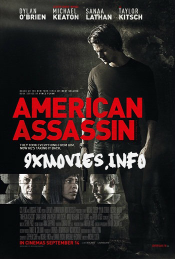 American Assassin 2017 English 720p WEB-DL 900MB