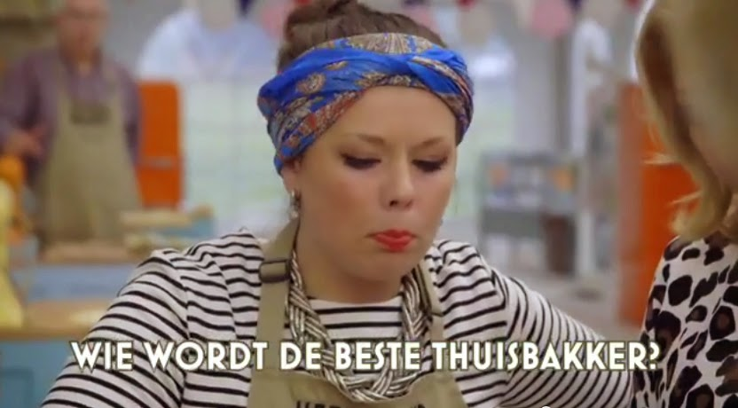 Heel Holland Bakt, Fleur Feijen, Blogger, FoodBlogger, The great Britisch Bake Off, Blog, Fashion, Beauty, Lifestyle, Bblogger, FashionBlogger, Television