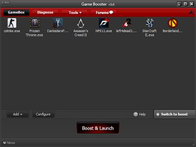 Download Game Booster Terbaru Full Version