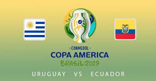مباشر مشاهدة مباراة أوروجواي والاكوادور بث مباشر 17-6-2019 بطولة كوبا امريكا يوتيوب بدون تقطيع