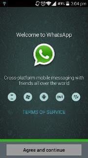 Buat Akun Baru di Whatsapp | Cara Daftar WA di Android Terbaru 2017