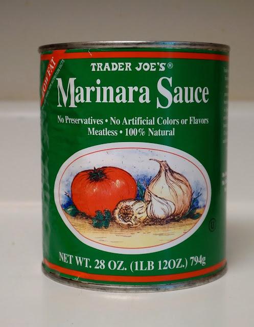 Exploring trader joe 39 s trader joe 39 s marinara sauce for Trader joe s fish