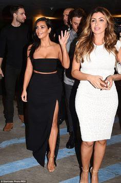 Kim Kardashian's Bff ( Larsa Pippen) Explains What She Thinks About Kanye West White House Rant