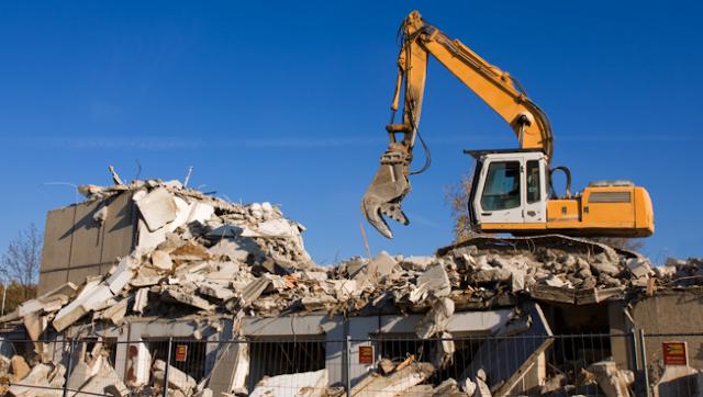 İstanbul bina yıkım firması