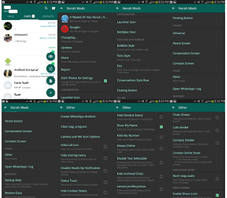NOWhatsApp+ v9.30 APK MOD For Android