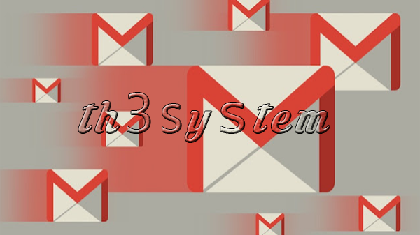 mail service Gmail will enjoy the new design and this photo of what it would be
