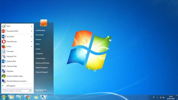 Cara Menonaktifkan Windows Update 7