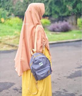 Tas Ransel Mini untuk Muslimah