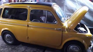 1964 Fiat 500 Giardiniera Forsale