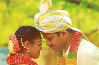 "A Chettinad Cinematic Wedding ""Umayal Weds Nachiappan"""