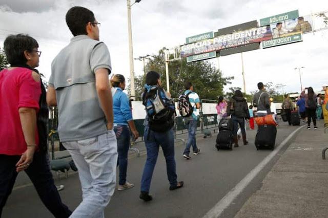 Secretario de Fronteras de Colombia pide medidas por migración de venezolanos