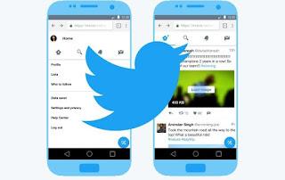 برنامج تويتر لايت