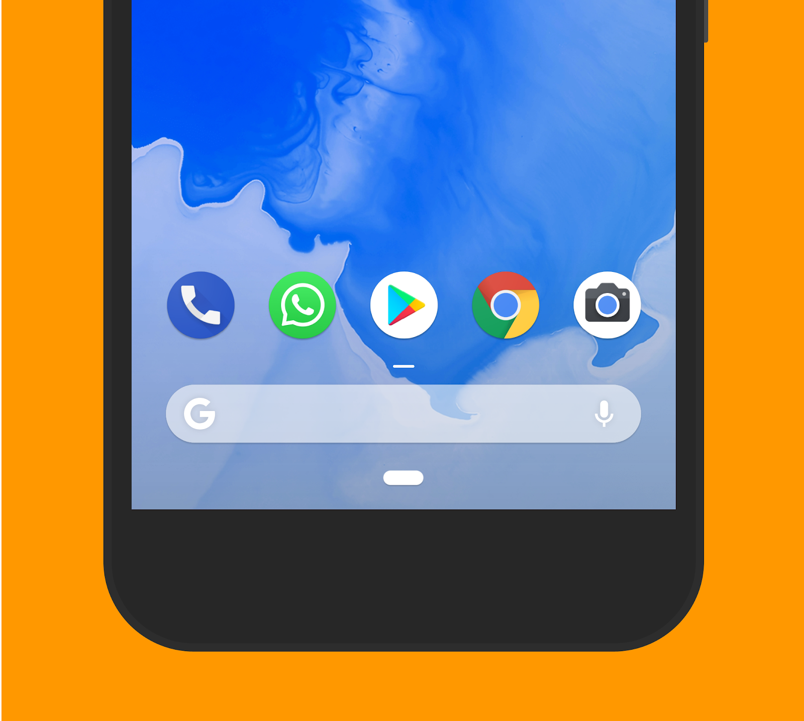 8000 Wallpaper Android P Hd  Paling Keren