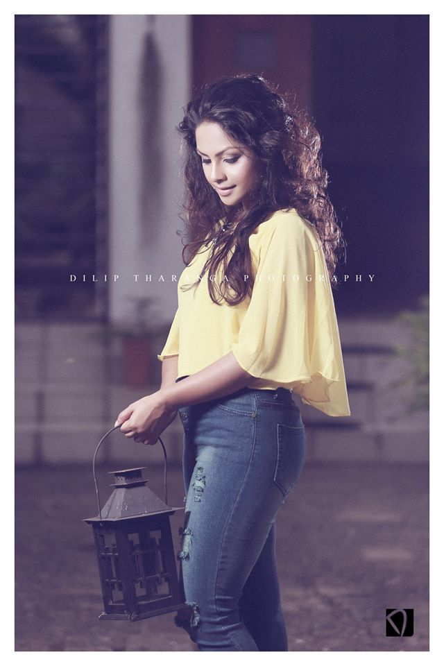 sri lankan models latest photoshoot