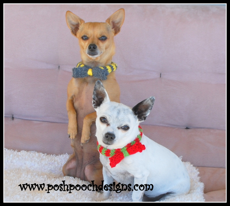 Posh Pooch Designs Dog Clothes Bowtie Collar For Dogs And Pets Free