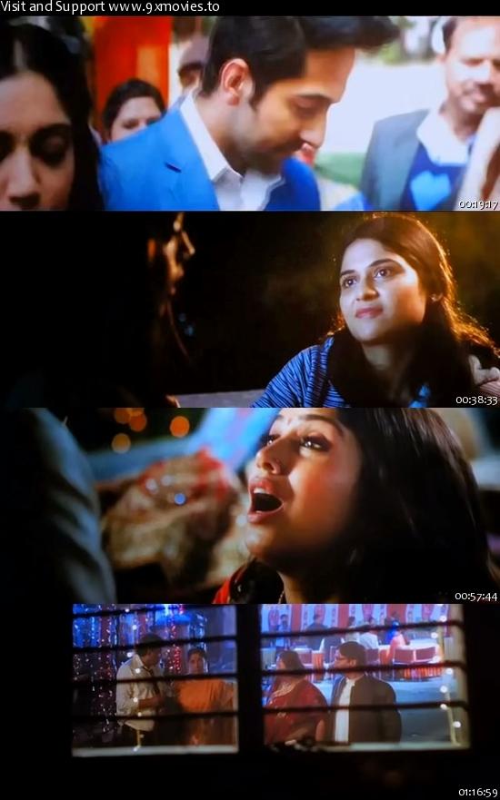 Shubh Mangal Saavdhan 2017 Hindi DVDScr x264 700MB