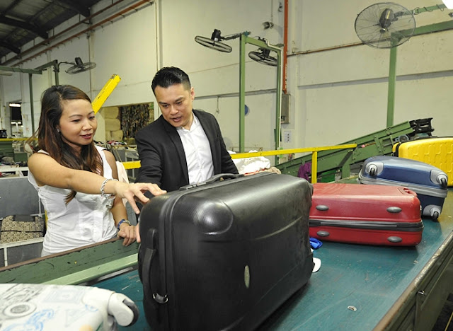 Samsonite Malaysia, Samsonite, Kloth Cares, eep Fabrics Out of Landfills, Recycle Campaign, Lifestyle, Samsonite Luggage Trade-In Campaign, New Eco Collection, SPARK SNG ECO, OCTO ECO, MARCUS ECO,