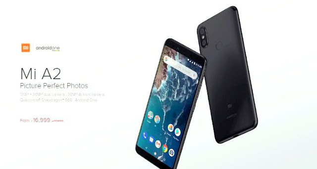 Mi A2 launched: Stock Android experience with some compromise
