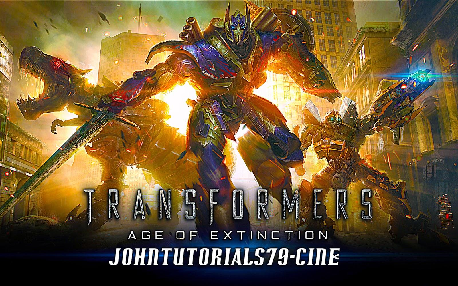 transformers la era dela extincion online