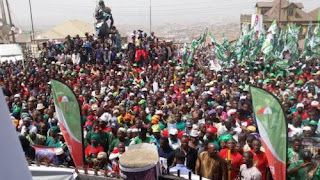 PDP Campaign Rally