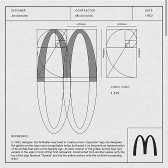 Logo da Mc Donalds