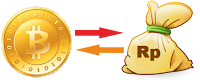 bitcoin gratis jadi rupiah