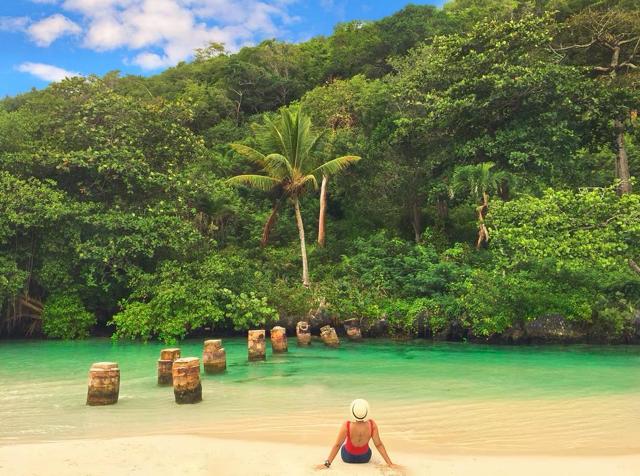 Caño Frío, Samaná, República Dominicana. (Foto: @ariisleidy)