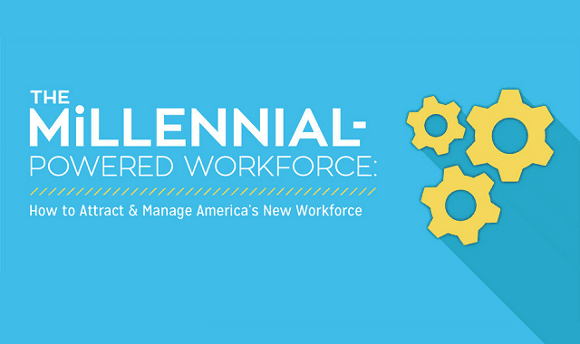Image: The Millennial Powered Workforce
