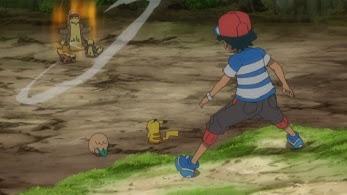 Pokemon Sol y Luna Capitulo 9 Temporada 20 El Pokemon Dominante Es Gumshoos