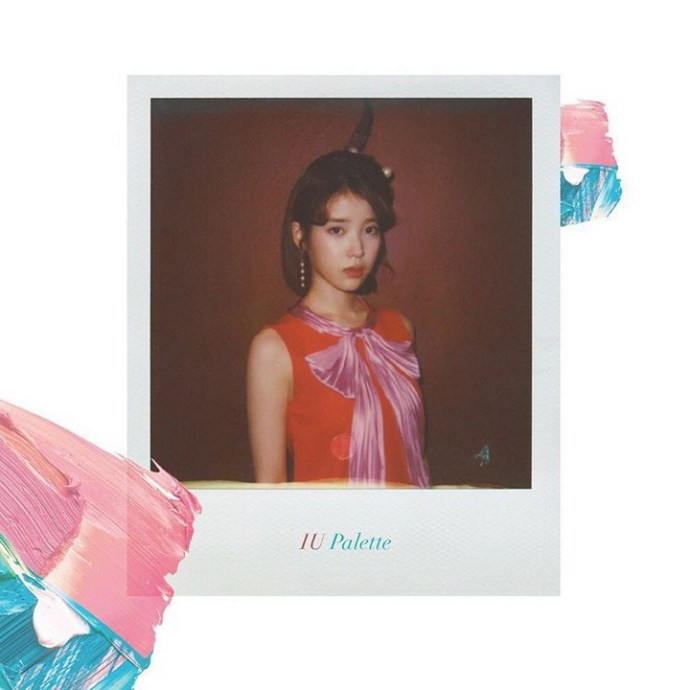 Album IU Palette MP3 Ksongfree