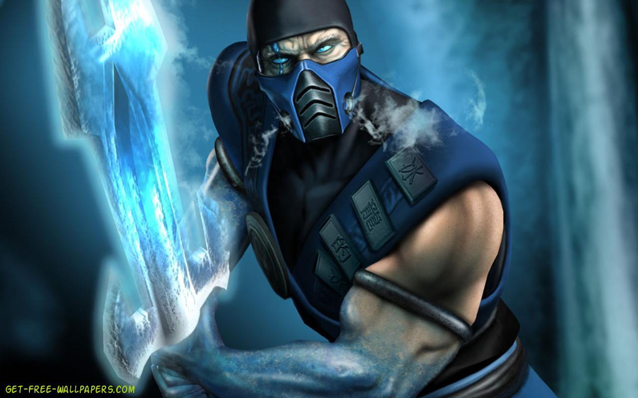 GAMEZONE: Mortal kombat characters