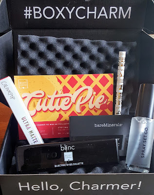 Review: BoxyCharm July 2017