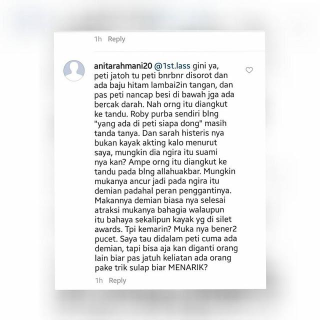 Edison Wardhana, Disebut Stuntman Korban Aksi Sulap Demian Aditya