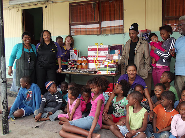 Hollywoodbets Korsten donated much needed goods to Hollywoodbets Korsten Sinethemba Children's Care - Eastern Cape