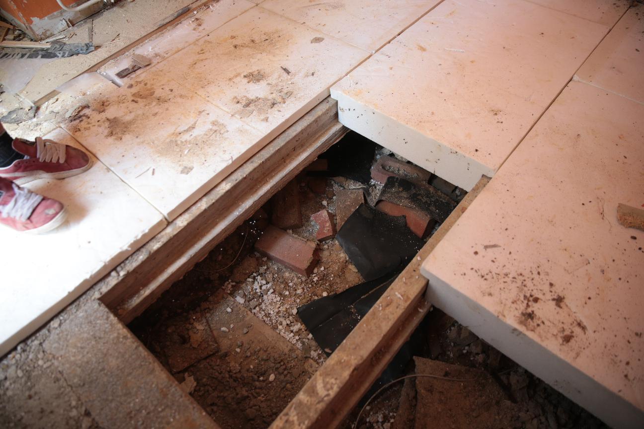 Revk S Rants Floating Floor