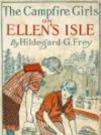 The Campfire Girls on Ellen's Isle