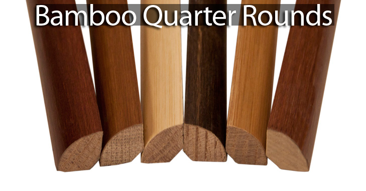 Bamboo Quarter Round Bamboo Products Photo