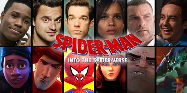 ulasan Review Film Spider-Man Into the Spiderverse (2018),