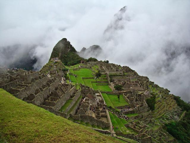 A Riqueza de Viajar - Machu Picchu - Cidades Históricas