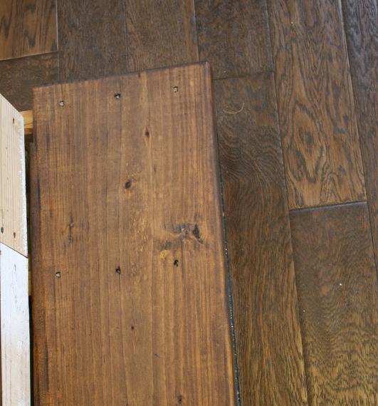 Remodelaholic Walnut Stain At Last Stair Update