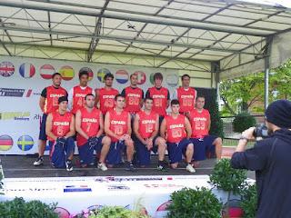 FLAG FOOTBALL - Campeonato de Europa 2011 (Thonon Les Bains, Francia): Dinamarca y Austria repiten como campeonas del continente. España fue 9ª