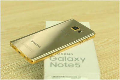 dien thoai Samsung galaxy note 5 64gb