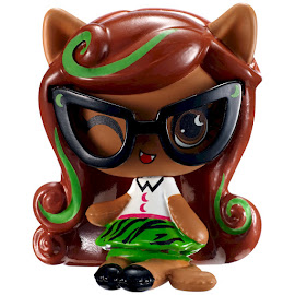 Monster High Clawdeen Wolf Series 2 Geek Shriek Ghouls Figure