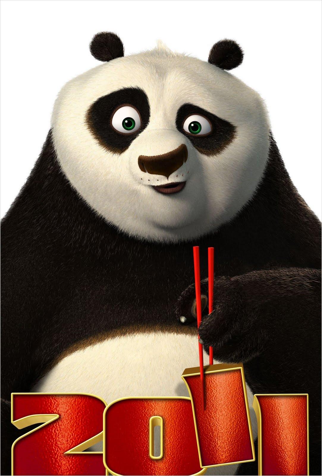 Panda Anime Wallpaper Kung Fu Panda 2 3d Hd Poster Wallpapers Cartoon Wallpapers