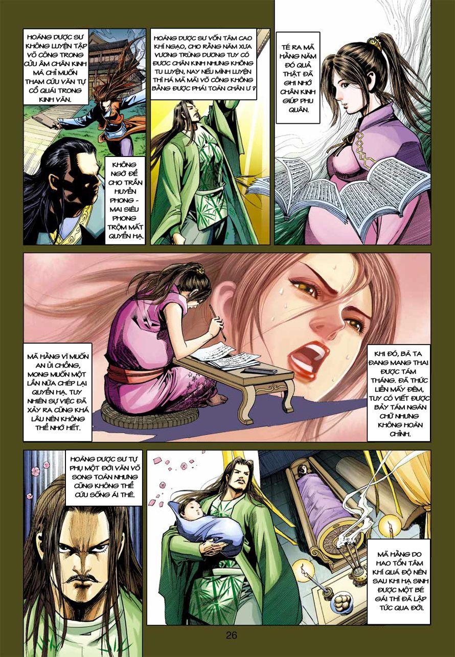 Anh Hùng Xạ Điêu anh hùng xạ đêu chap 41 trang 25