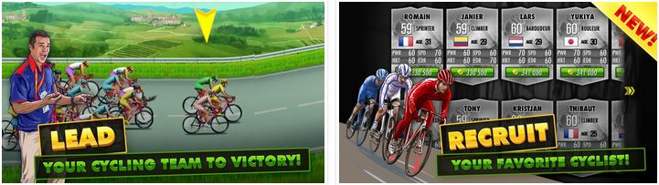 Tour de France 2015 – The Game v1.3.3 APK