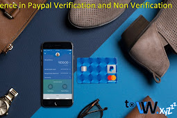 Difference Paypal Verification and Non Verification