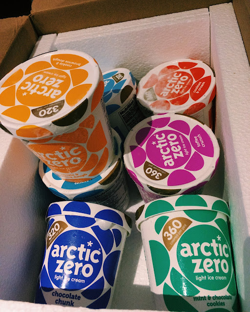 Arctic Zero Ice Cream